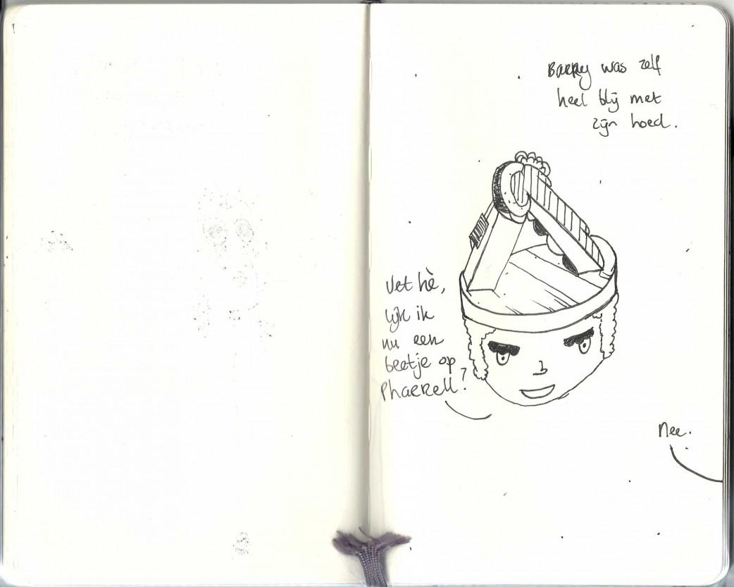 Sketch Pharrell